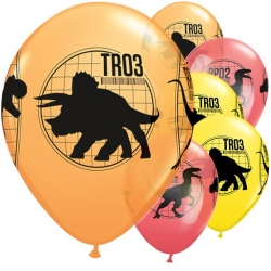 Jurassic World Party Balloons