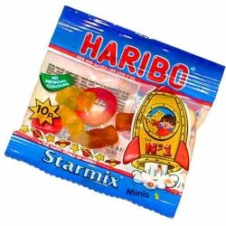 Party Sweets Haribo Mini Star Mix