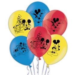 Mickey Mouse & Friends Party Balloons