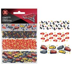 Cars 3 Party Table Confetti