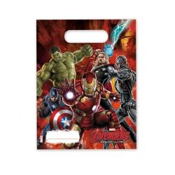 Avengers Age Of Ultron Party Bags