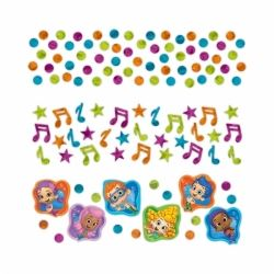 Bubble Guppies Party Table Confetti