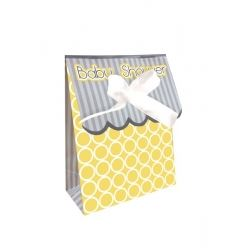 Mod Baby Shower Party Favour Bags