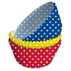 Party Cupcake Cases Polka Dot