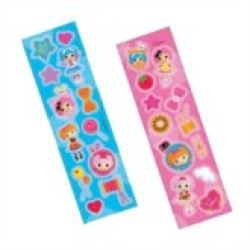 Lalaloopsy Party Stickers