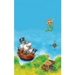 Buried Treasure Pirate Party Tablecovers