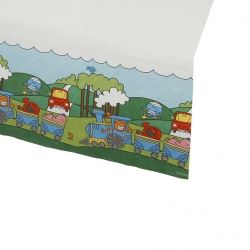 Mr Men Travel Party Tablecover