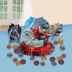 Spiderman Party Table Decorating Kit