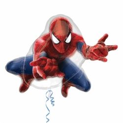 Spiderman Supershape Party Foil Balloons