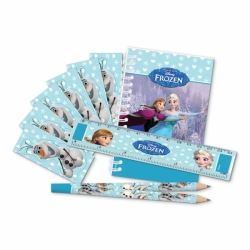 Frozen Party Favour Stationary Sets