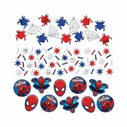Spiderman Party Confetti