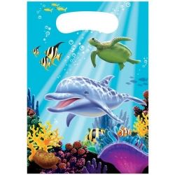 Ocean Dolphin Party Bags