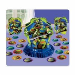 Teenage Mutant Ninja Turtles Party Table Decoration Kit