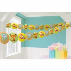 Fisher Price Baby Shower Garland Decoration