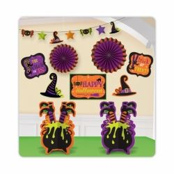 Witches Crew Room Decorating Kit