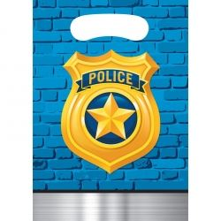 Police Party Party Bags