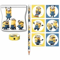 Minions Party Stationary Sets