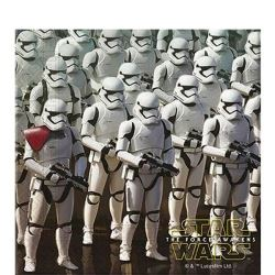 Star Wars The Force Awakens Party Napkins