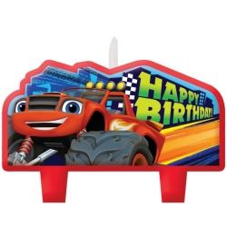 Blaze And The Monster Machines Party Candles