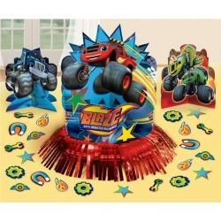 Blaze And The Monster Machines Party Table Decorations