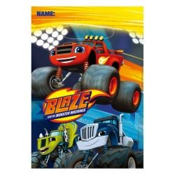 Blaze And The Monster Machines Party Bags