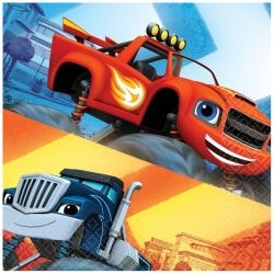 Blaze And The Monster Machines Party Napkins