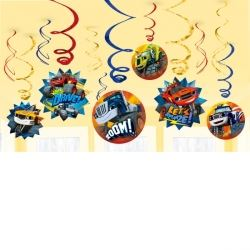 Blaze And The Monster Machines Party Swirls