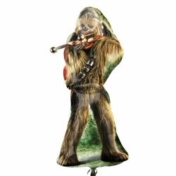 Star Wars Chewbacca Supershape Foil Balloon