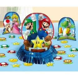 Super Mario Party Table Decorations