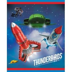 Thunderbirds Are Go Party Bags