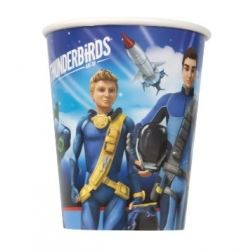 Thunderbirds Are Go Party Cups