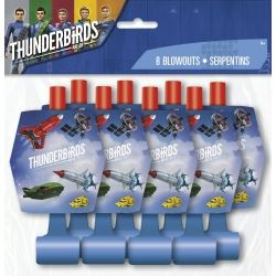 Thunderbirds Are Go Party Blowouts