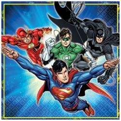 Justice League Party Napkins