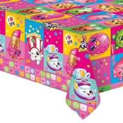 Shopkins Party Tablecovers