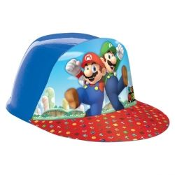 Super Mario Party Vac Formed Hat