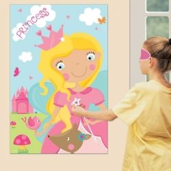 Woodland Princess Fairy Party Game