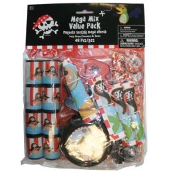 Little Pirate Mega Favour Party Pack