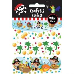 Little Pirate Party Confetti