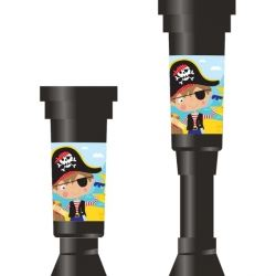 Little Pirate Party Favour Spotting Scopes