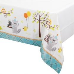 Happi Woodland Boy Party Tablecover