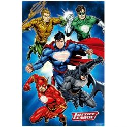Justice League Party Games