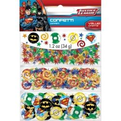 Justice League Party Confetti