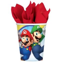 Super Mario Party Cups
