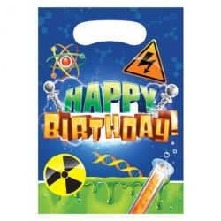 Mad Scientist Big Bang Theory Party Bags