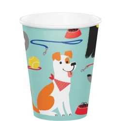 Perfect Paws Dog Puppy Party Cups