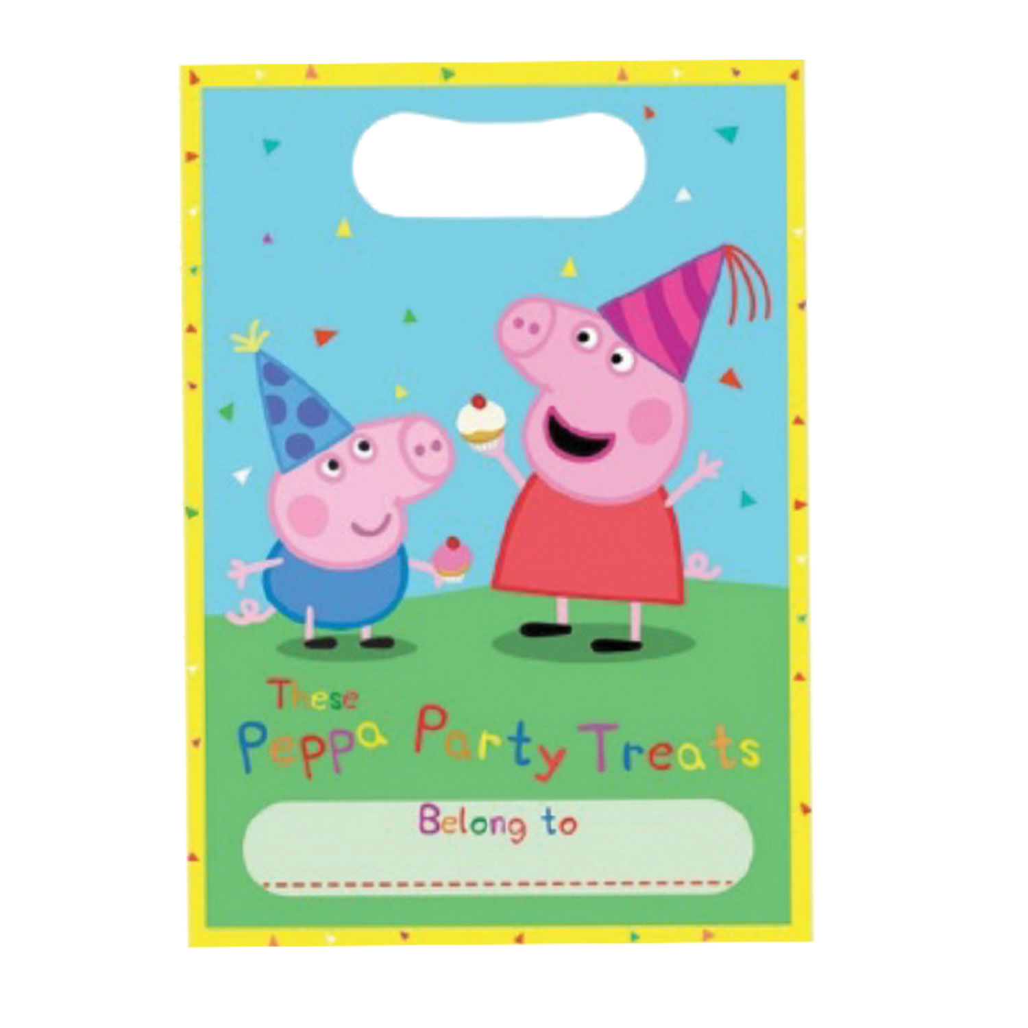 Peppa Pig Party Pals Party Bags