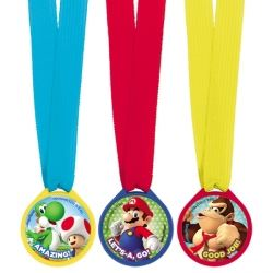 Super Mario Party Award Medals