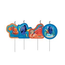 Finding Dory Party Candles