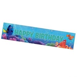 Finding Dory Holographic Banner