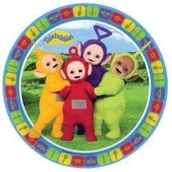 Teletubbies Party Plates